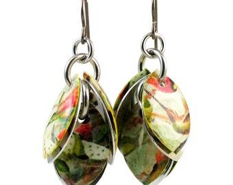 Celebrate Hummingbirds! Hummingbird Everyday Summer Dangle Earrings