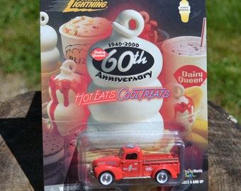 Dairy Queen Truck