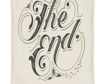 The End Kitchen Towel