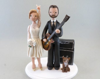 musical wedding cake toppers wedding cake topper theme etsy 17665