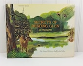 Secrets of Redding Glen, The Natural History of a Wooded Valley, A Golden Book