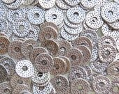 12x1mm Antique Silver Base Metal Spacer Beads (G370)