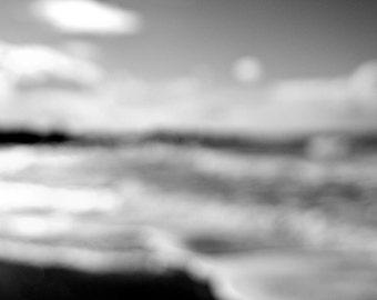 Seascape 42 (black and white)