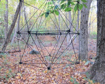 Geometric Mobile Sculpture Himmelli