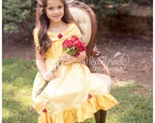 NEW Belle - Everyday Princess Dress - Beauty and the Beast - Size 2 through 8