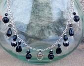 Treasure Keeper Necklace - Midnight