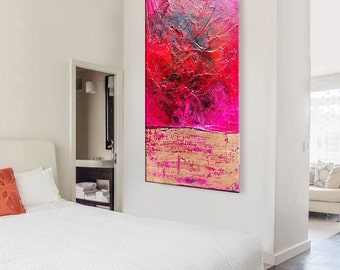 Contemporary Abstract Original Painting by Kim Bosco