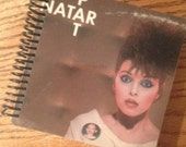 Pat Benatar Laminated Spiral Notebook