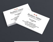 Business Card Designs - Printable Business Card Design - Premade - Logo Style 6 - The Elizabeth Richards Collection