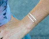 Custom Name Bar Bracelet, Skinny Bar Name Bracelet, Initial Bracelet, Skinny Sterling Silver Personalized Bracelet Roman Numeral