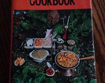 "Cookbook ""Hawaii Kai Cookbook"" 1970 by Roana and Gene Schindler hibachi, luai egg rolls, Lomi Lomi, traditional Hawaiian recipes"