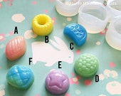 6 pcs Silicone Mold For Candy -6 Shapes- DIY Resin Candy (BM021)