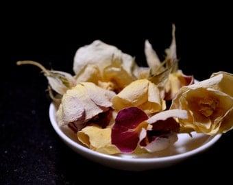 Whole Rosebud Potpourri - Dried Flower - Whole Flower Handcrafted Potpourri