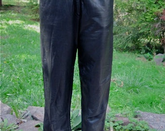 Tannery West Soft Leather Pants