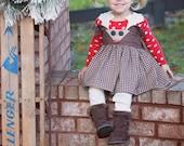 Ani-Mazing Skirt Bundle, Skirt + Winter Add-On, Easy Skirt Pattern, Suspender Skirt Pattern, Character Skirt Pattern, Costume Skirt Pattern