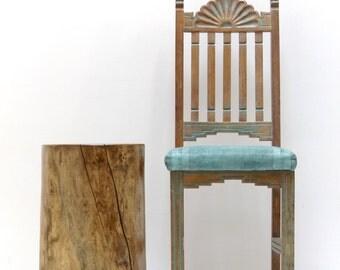 Tree Stump Side Table Stool Seat Minimalist