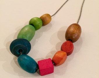 Indigo Blues Necklace