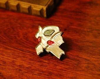 Bravely Default Templar Asterisk Pin Badge