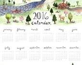 Adventure Calendar 2016 SALE 40% OFF
