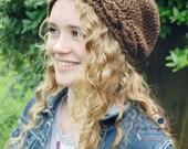 Marlee Slouchy Crochet Hat Pattern