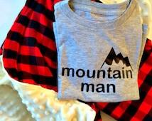 Plaid Baby Blanket Minky Blanket Boy Minky Baby Boy Blanket Buffalo Plaid Baby Bedding Lumberjack Baby Bedding Mountain Baby Blanket