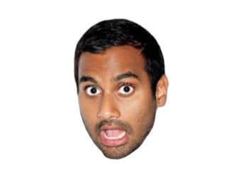 Aziz Ansari Babe Magnet