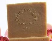 Lavender Lemongrass Soap - Castile Olive Oil Cold Processed Soap~ All Natural Soap