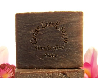 Vanilla Sugar Soap - Sweet Vanilla Cold Processed Soap ~ Vegan Soap