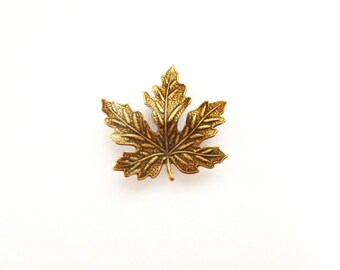 Copper Maple Leaf Hair Clip Bridal Barrette Bridesmaid Bride Botanical Garden Autumn Fall Woodland Wedding Accessories Womens Gift For Her