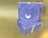 Lavender Artisan Bar Soap (with sunflower oil)