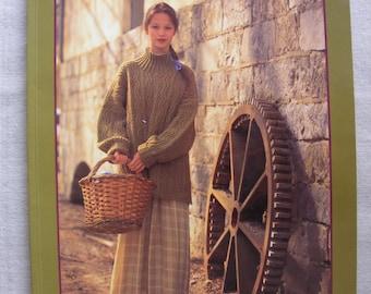 Vintage 1996 OOP Alice Starmore Stillwater Knitting Book Scotland Patterns Paperback gb uk In The Hebrides Gansey Aran Fair Isle Fisherman