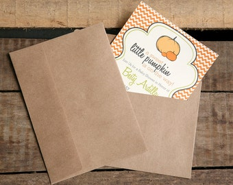 Craft Paper Envelopes - Fits 5x7 Invitations