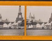 Stereo View, L'Exposition de Paris 1900 1, Produced by Felix Potin.