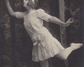 Ah...Spring is in the Air! Marcelle Lys, French Stage Performer, circa 1910s