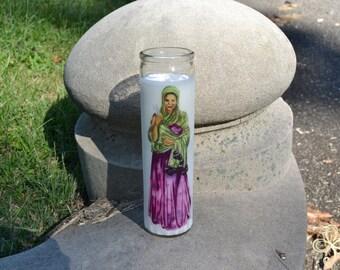 Atropos Pagan Prayer Candle