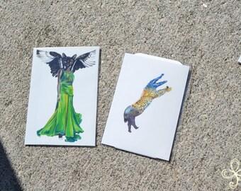Ammit Mini Print - Pocket Goddess