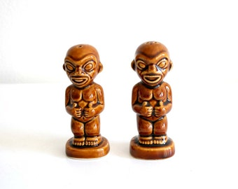 Tiki Figure Shakers