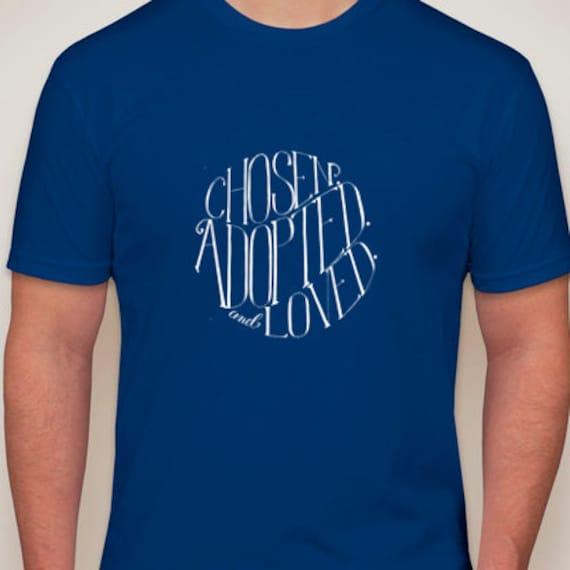 Adoption fundraiser tees gus lula for Adoption fundraiser t shirts