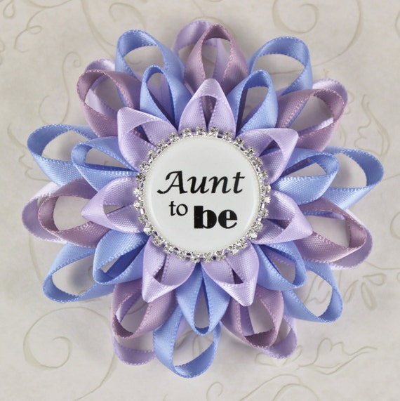 Baby Gift Aunt : Aunt gift to be new baby shower