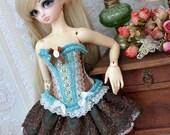 Corset Dress for Minifee / MSD Slim