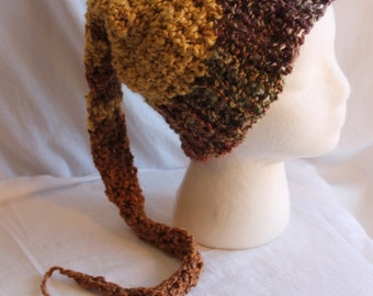 AUTUMN WOODLAND ELF Beanie