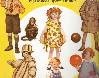 Liittle Busybodies Vintage Paper Dolls, C1988