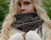 CROCHET PATTERN-The Soul Secrets Cap/Cowl (Toddler, Child, and Adult sizes)