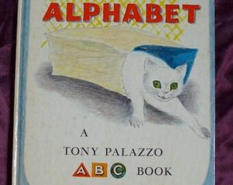 The Cat Alphabet 1966 Tony Palazzo