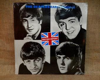 THE BEATLES - The Beatles Volume 2 - 1981 Vintage Vinyl Record Album...British Import