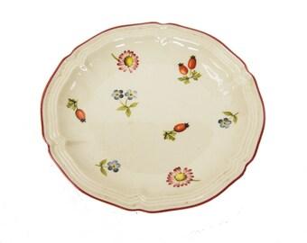 Vintage Villeroy & Boch Pin Dish Petite Fleur