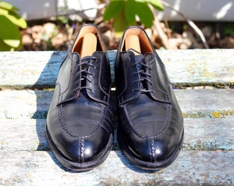 Beautiful Norwegian toe lace up oxfords by Alden - Men's 9 - Measure out bigger, check measurements please 961 924