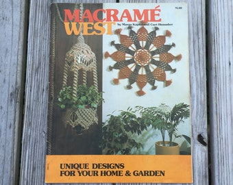 Macrame Plant Hangers Macrame Wall Hangings Instructions Patterns