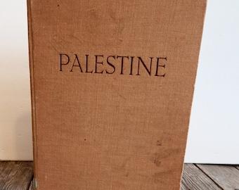 Palestine and Syria a book by Karl Gröber 1926