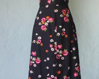 1970's long skirt